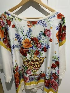 Dolce Gabbana Top Size14-16