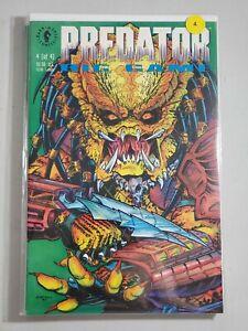 Predator Big Game #4 Dark Horse Comic Book Set Mini Series