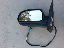 02-09 Envoy Trailblazer LF Left Front Driver Side View Door Power Mirror 5 Wire
