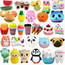 Jumbo Slow Rising Squishies Scented Charms Kawaii Squishy Squeeze Toys 2018 Gift