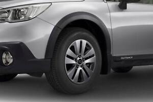 Wheel Arch Extensions, Genuine, Subaru Outback 2018 -