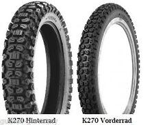 Kenda Reifen K270 Dual-Sport 2.75-21 =  60/100   4PR 45P TT    NEU !
