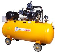 Aflatek PRO Air compressor 300 Litre 1070l/Min - 37.7CFM 7.5kw 12.5bar 400V