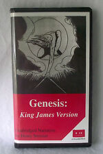 Genesis: King James Version KJV Bible Audio Cassettes Norman Dietz Narrated NEW