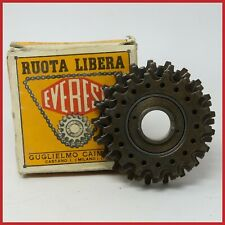 NOS EVEREST CAIMI CASTANO FREEWHEEL 5S SPEED 17-21t CAMPAGNOLO RECORD VINTAGE