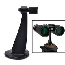 Universal Black Full Metal Adapter Mount Tripod Bracket for Binocular Teles Tri
