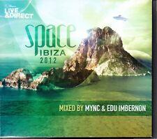 Space Ibiza 2012 - Mixed by Mync & Edu Imbernon - 2 x CD + Bonus DVD - 2012