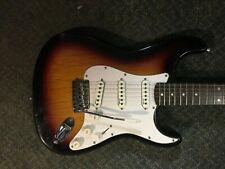 Stagg Electric Sunburst Guitar