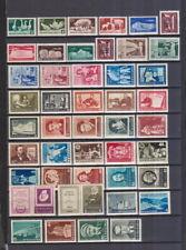 Bulgarien 1955 postfrisch Jahrgang siehe Bild