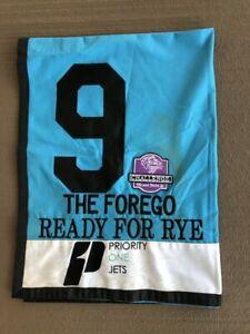 READY FOR RYE GRADE 1 FOREGO SADDLE CLOTH SARATOGA