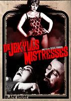 Dr Jekyll's Mistresses DVD (2017) Agnès Spaak, Franco (DIR) cert 15 ***NEW***