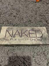 Urban Decay Naked Smoky Eyeshadow Palette With Brush. New In Box
