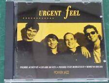 URGENT FEEL (Audétat, Di Vita, Borgeaud, Helmy) Power Jazz
