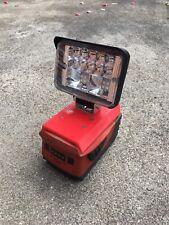 custom Hilti 22v LED light, 2nd Generation, good for camping, fishing