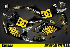 Kit Déco Quad / Atv Decal Kit Yamaha Raptor - DC