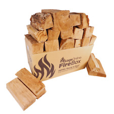 More details for hardwood kiln dried oak firewood logs for fire pit, chiminea, bbq & pizza oven