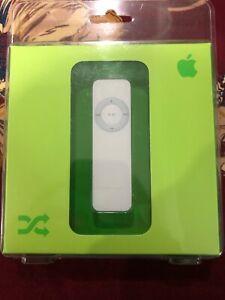 Apple iPod shuffle 1st generation- SEALED BRAND NEW- Never Opened