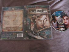 Roméo + Juliette de Baz Luhrmann avec Leonardo Dicaprio, DVD collector, Drame