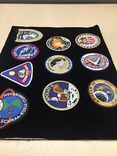 new original apollo patches - my sales samples from in the 70's! Total of 10.