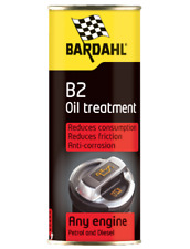 BARDAHL B2 OIL TREATMENT 300ML - TRATTAMENTO MOTORI DIESEL E BENZINA - ADDITIVO