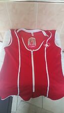 Ann Summers Nurse Red & White  Playsuit Size 14 New With Tags
