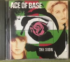 Ace of Base, The Sign, CD 1993 Arista Records Like New