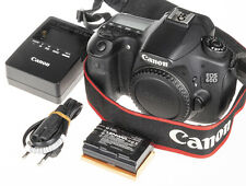 Canon EOS 60D DSLR camera | 17.3k clicks | good condition