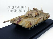 T-14 (T14) Armata Russian Tank - Splinter Camo - 1/72 Scale Model by Panzerkampf