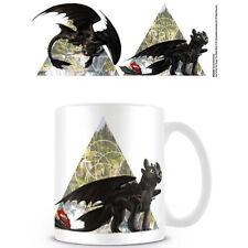 DRAGONS - Ohnezahn - Trinkbecher - Becher - Tasse - Keramik - 315ml