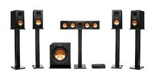 Klipsch RP-HD Wireless 5.1 Monitors Home Theater System