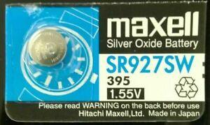SR927SW 1.55v Silver Oxide Button Cell Battery Fest fast Melbourne