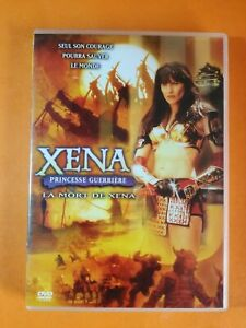 DVD XENA PRINCESSE GUERRIÈRE La Mort de Xéna - Aventure TBE VO VF - Yooplay
