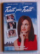 DVD TRAIT POUR TRAIT - Jennifer ANISTON / Kevin BACON