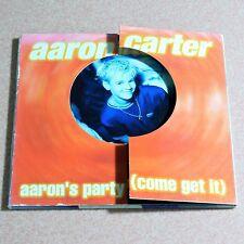 Aaron Carter - Aaron's Party (Come Get It) JAPAN CD+2Bonus #SJ66