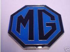 NEW Enamel Blue and Black MG BADGE MGB ZR ZS ZT 59mm