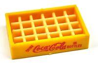Coca-Cola Coke Porteur Boîte pour Miniature Bouteilles USA Mini Caisse rouge