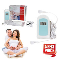 2020 NEW Vascular Pocket Fetal Doppler baby heartbeat monitor,2.5mhz probe
