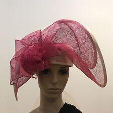 Ladies Formal Race Wedding Melbourne Cup Fascinator Hat Headdress H262