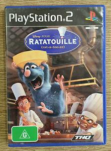 Ratatouille Disney/Pixar - Sony Playstation 2 PS2 🎮 PAL AUS