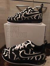Nike Air Force Premium 1 Karabo Poppy IDUK 8 ,EU 42,5. Nike By You.