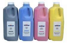 4-Color Toner Refill Kit for Ricoh 407539 407540 407541 407542. 400gr. +Chips