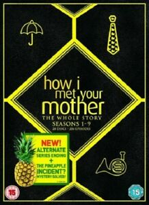 How I Met Your Mother Complete Series 1-9                Fast  Shipping
