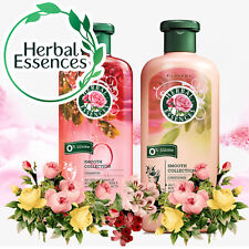 Herbal Essences Smooth Collection Hair Shampoo Conditioner Pack of 2-13.5oz Each