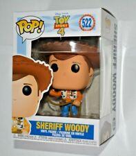 Funko Pop! Toy Story 4 / Sheriff Woody Nr.522 Vinyl Sammelfigur ca.10 cm groß