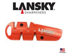 LANSKY Sharpeners 5 in 1 C-Sharp Multi Angle Ceramic Pocket Sharpener