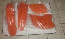 KIT PLASTICHE KTM  EXC 125 250 300 1998 1999 2000 4 PZ COLORE ORIGINALE