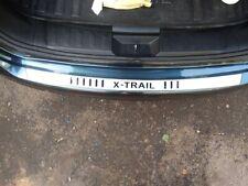 For Nissan X-Trail T32 Accessories Car Door Sill Rear Bumper Protector 2013-2019