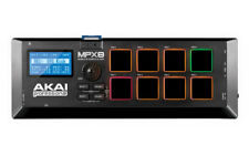 Akai MPX8 - USB MIDI Controller for DJ Music Production Studio + Loops & Samples