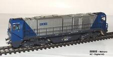 Mehano 58905 - Locomotive Diesel G2000 Bb Asy. Cabine Rbh Chiffon Ep.v / Vi -ac