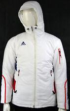 Adidas Skijacke Team Jacke Gore Tex France Weiss Gr.XS32/S36/M38/L44/XL48